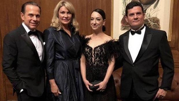 Polêmica sobre foto de Sergio Moro e Doria é artificial. O que importa é o combate à corrupção