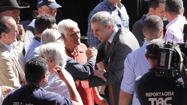 José Eliton recebe título de cidadão montebelense e entrega benefícios na cidade