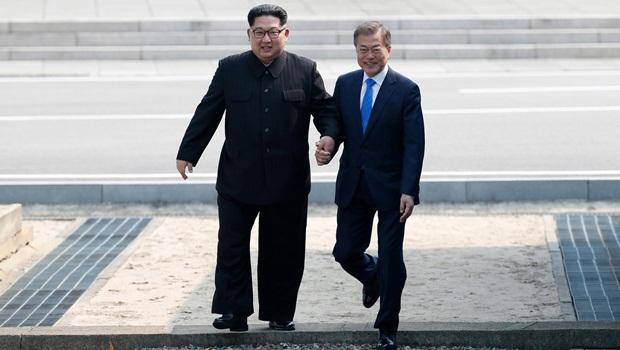 Trump propõe reunião com Kim na fronteira entre Coreias