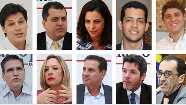 Os candidatos digitais que planejam substituir o prefeito analógico Iris Rezende em 2020
