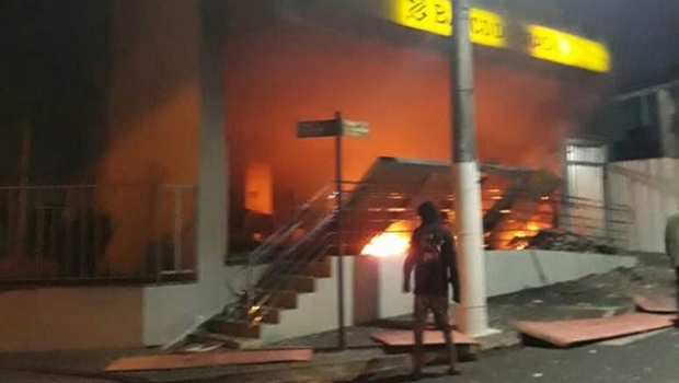 Após força-tarefa, quadrilha responsável por ataques em Ipameri é presa em Goiás