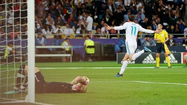 Com golaço de Bale e falhas de Karius, Real Madrid vence Liverpool e é campeão da Champions League