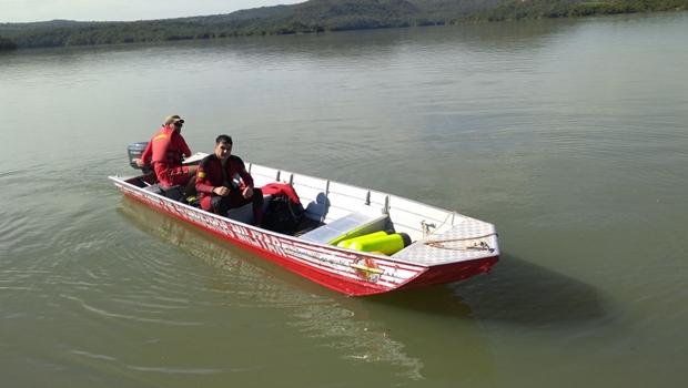 Encontrado corpo do veterinário que caiu no Lago Corumbá
