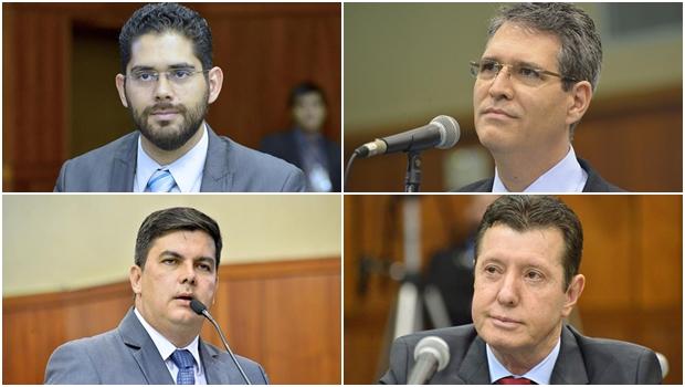 Quatro deputados estaduais tomam caminho natural e miram Brasília em 2018