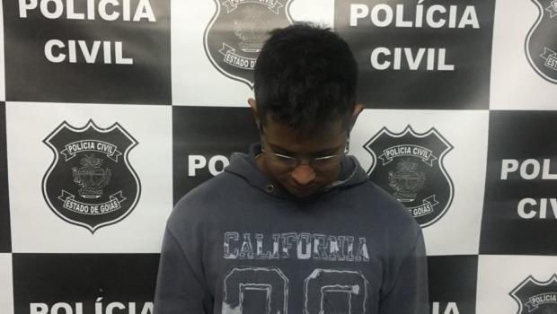 Homem vai a delegacia prestar depoimento como testemunha e acaba preso em Goiás