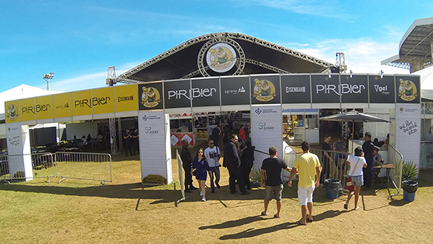 7ª edição do Piri Bier traz mais de 250 rótulos de cervejas para Goiás
