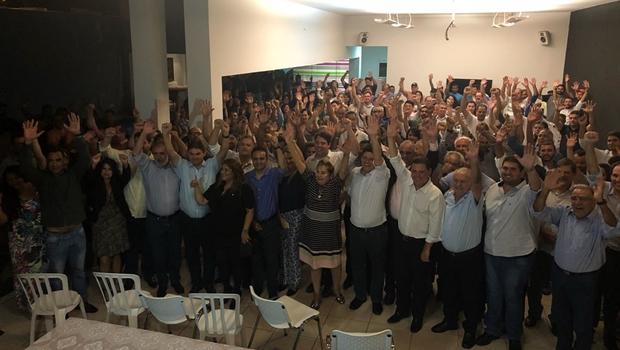 Marconi cumpre agenda política e recebe apoio de lideranças em Rio Verde