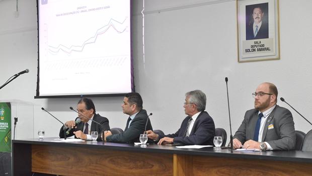 Goiás manteve superávit primário no primeiro quadrimestre, informa Sefaz