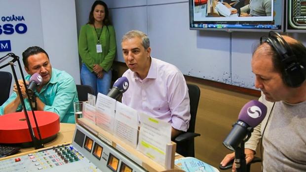 """Base aliada está unida, comprometida e convicta"", diz José Eliton"