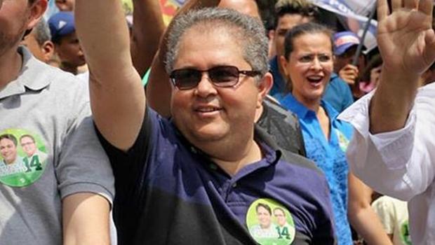 """Mencionado em disputa a vice, Márcio Cândido diz que """"única dificuldade é negociação com PSD"""""""
