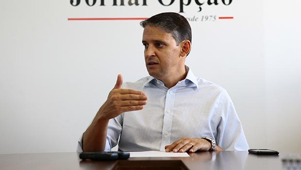 """""""José Eliton tem trajetória de  renovação. Caiado sempre disputa eleição de forma reacionária"""""""