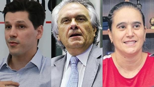 Caiado, Daniel e Kátia admitem acerto das Organizações Sociais na saúde