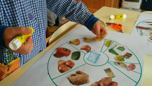 Projeto inclui educação alimentar e nutricional em disciplinas de escolas em Goiânia