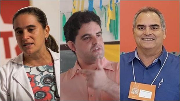 """Pré-candidatos """"pequenos""""  ganham projeção e pluralizam debate"""