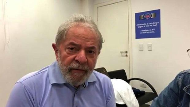 Lula pode dar entrevista somente à Folha de S.Paulo e ao El País