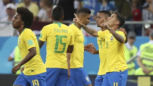 Brasil vai em busca da primeira vitória na Copa do Mundo diante da Costa Rica