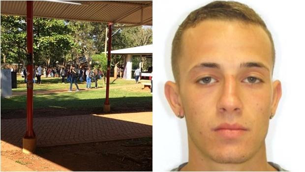 Jovem assassinado na UFG traficava dentro do campus, diz polícia