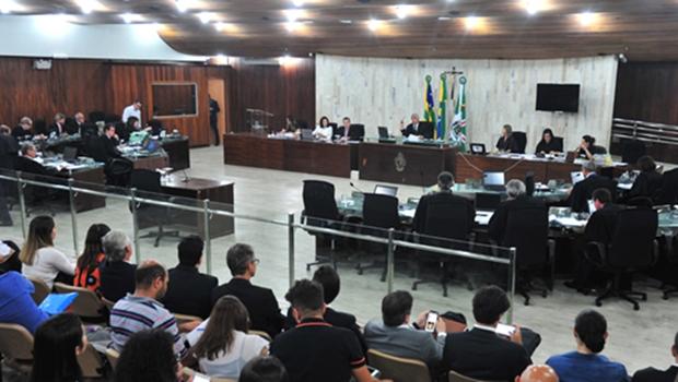 TJ encaminha  projeto de reestruturação do Judiciário em Goiás