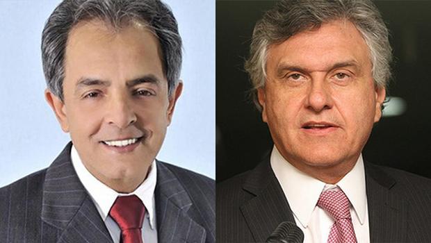 Prefeito de Aruanã rebate Caiado e diz que senador nunca fez nada pela cidade ou pelo Araguaia