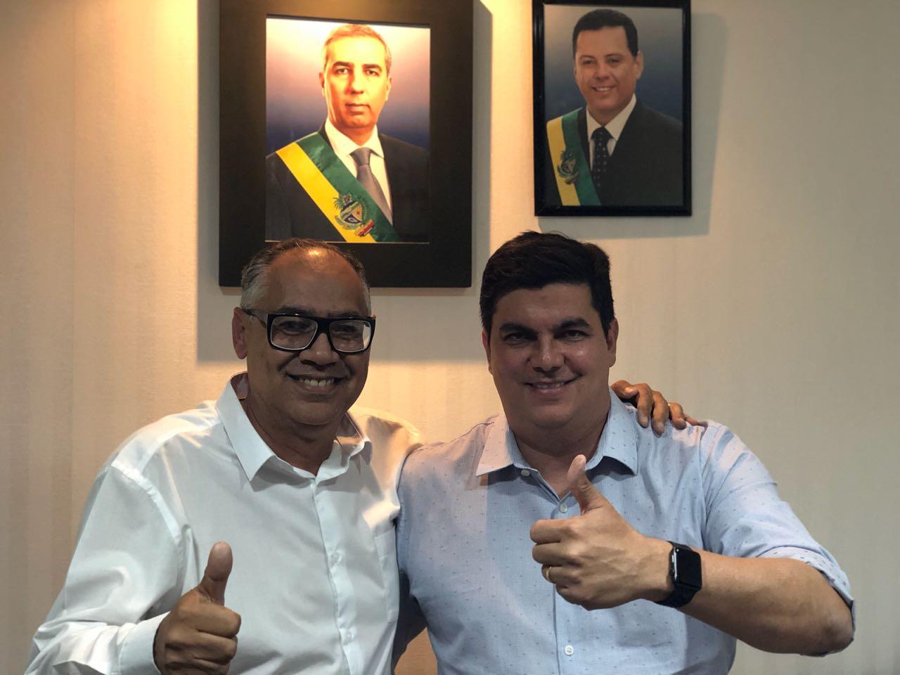 Pra romper polarização, Jaraguá banca candidatura de Zecão Jarapax
