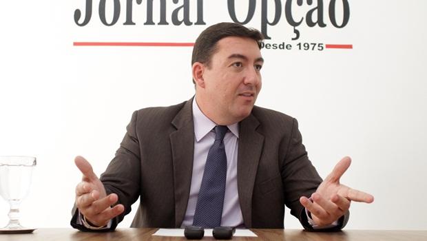 José Vitti avisa que não desistiu de ser candidato a prefeito de Goiânia