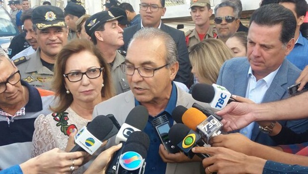 """Jânio Darrot acredita que Caiado tem ameaçado fim do Fica por """"questões políticas"""""""