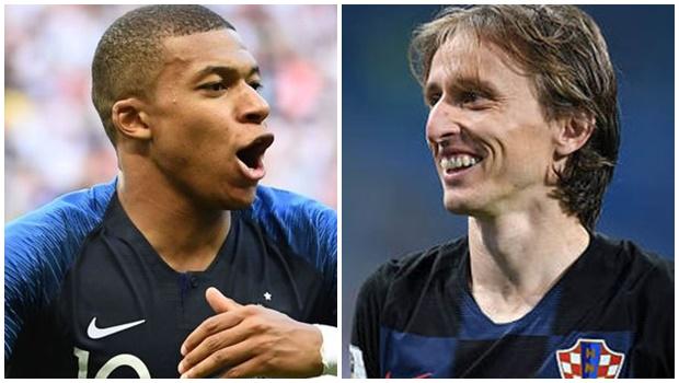 Seleção dos 11 melhores da Copa do Mundo