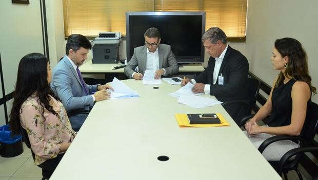 Acordo entre Secima e Ministério Público permite licença ambiental por declaração online