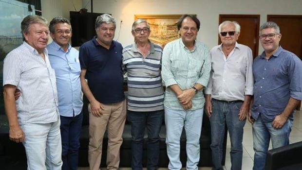 Caiado descarta Mauro Faiad como articulador de seu programa de governo