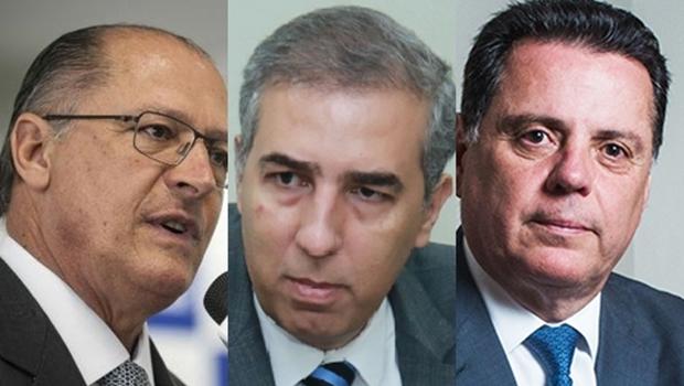 Marconi Perillo articula com eficiência para Alckmin e José Eliton