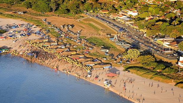 Aragarças abre Temporada de Praia 2018 no Rio Araguaia