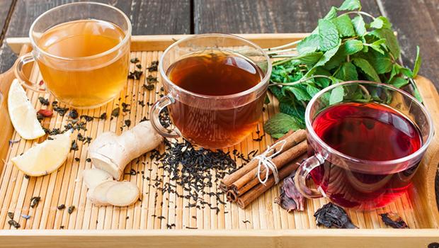 Conheça os benefícios e nutrientes de dez tipos de chá