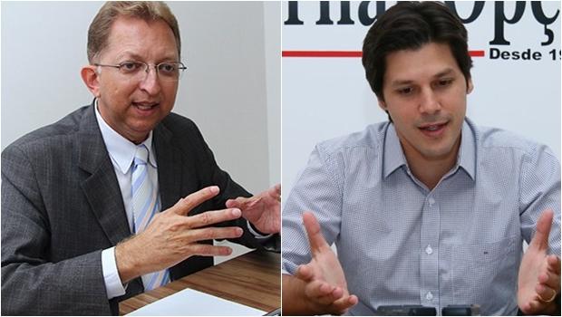 Daniel Vilela gostaria de João Campos como vice ou senador