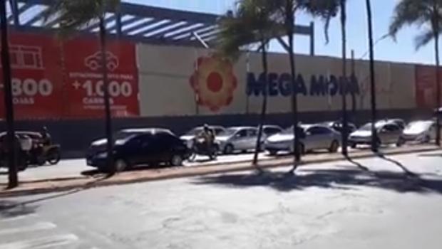 Vereador denuncia omissão da Amma em fiscalização a grandes comércios