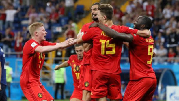 Único confronto com belgas em copas teve vitória do Brasil por 2 x 0