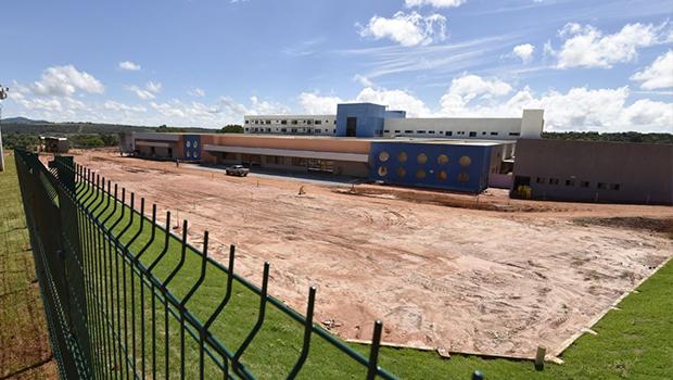 Uruaçu terá Hospital que vai atender mais de 1 milhão de pessoas no norte do Estado
