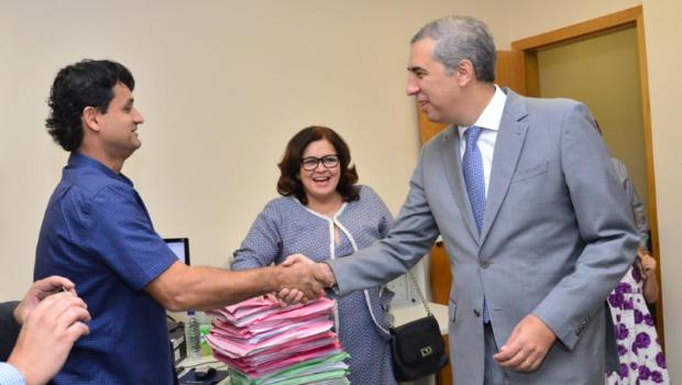 Hospital São Pedro D'Alcântara da cidade de Goiás pode integrar programa Terceiro Turno da Saúde