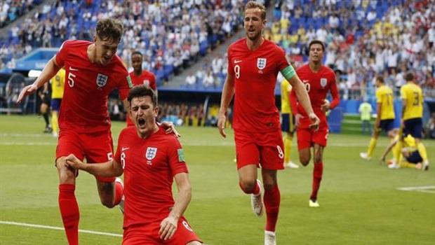 Inglaterra vence a Suécia, convence e vai às semifinais