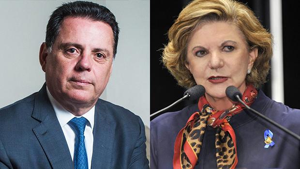 Marconi e Lúcia Vânia mantêm liderança na disputa ao Senado, mostra Ibope