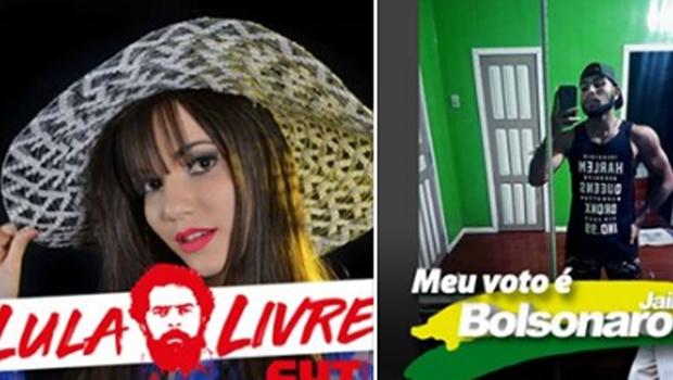 "Namoro ""complicado"" entre apoiadora do Lula e eleitor do Bolsonaro gera polêmica na internet"