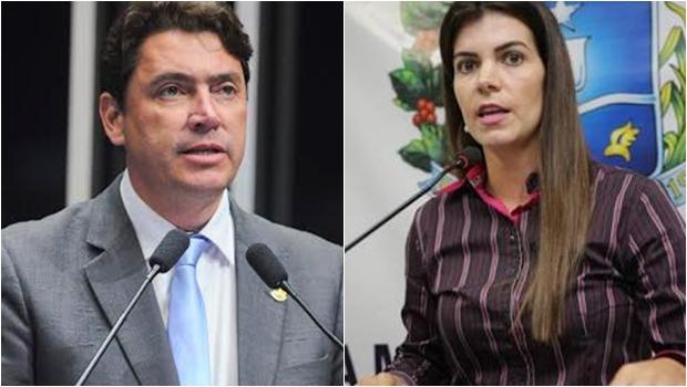 Vereadora de Anápolis será a primeira suplente de Wilder Morais