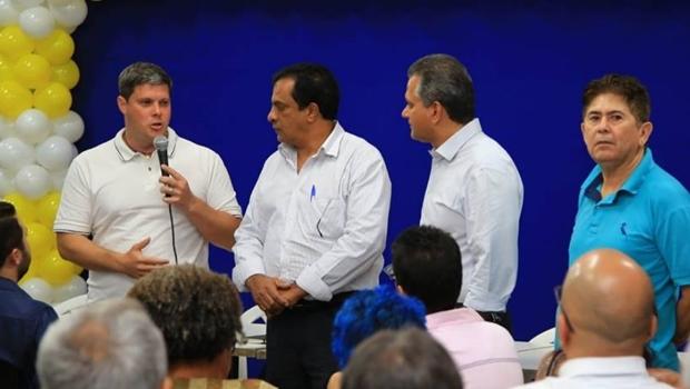 Moradores de Goiânia apresentam sugestões para novo plano de governo de José Eliton