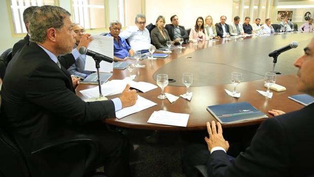Codemetro é instalado para atuar em favor da Região Metropolitana de Goiânia