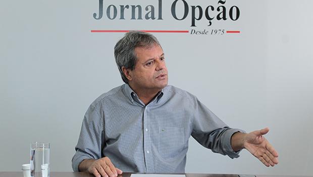 """""""Será um presente para os goianos se José Eliton ganhar a eleição"""""""