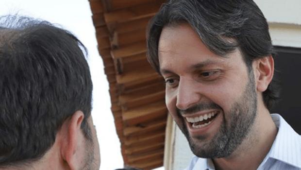 Baldy anuncia R$ 187,96 mi para obras em Rio Verde