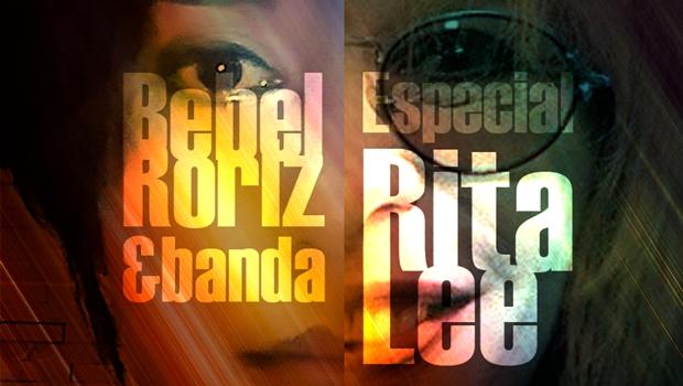 Bebel Roriz e banda fazem show em homenagem a Rita Lee