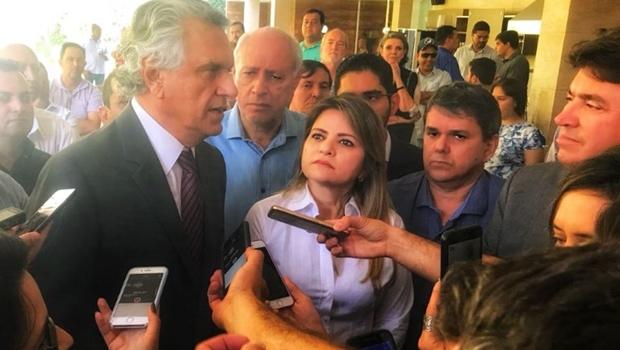 PDT oficializa apoio a Ronaldo Caiado e demonstra interesse em suplência