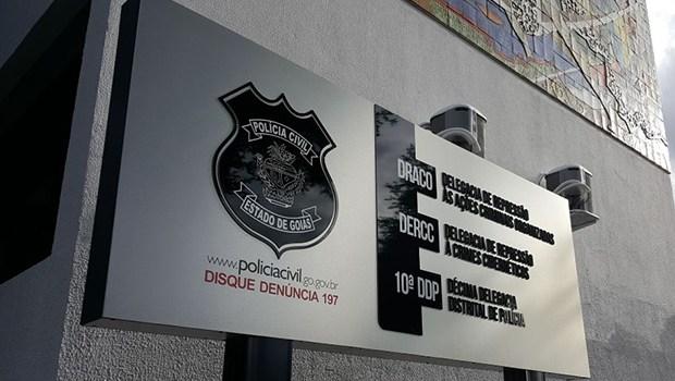 Governo de Goiás inaugura nova delegacia em Trindade