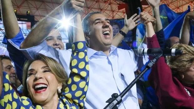José Eliton e Raquel Teixeira detalham plano de governo nesta terça-feira
