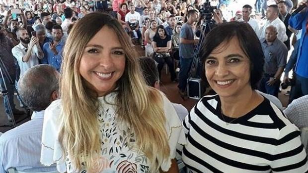 Isaura Lemos desiste da reeleição e coloca filha como candidata